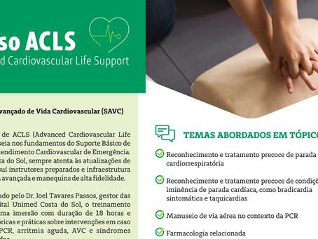 Curso ACLS - Advanced Cardiovascular Life Support