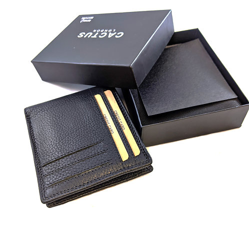 Top quality design bifold wallet with multi cards slots