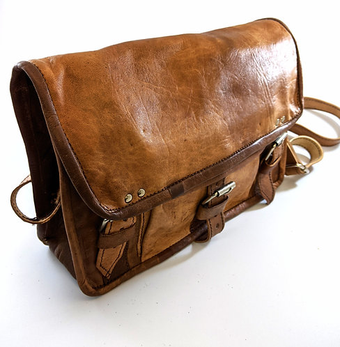 Vintage style Mini Satchel bag