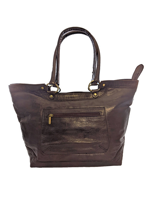 Ladies Leather Handbag sac a main