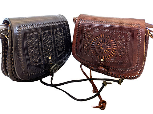 Boho,Gypsy,Nomad Style,ladies cross-body bag.