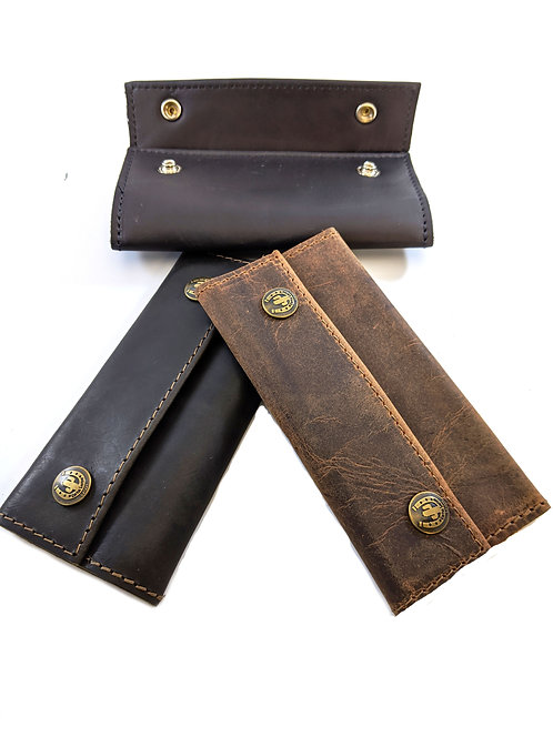 QUALITY LEATHER TOBACCO POUCH