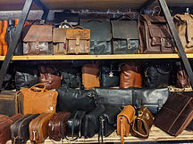 cactus leather shop at camden town market