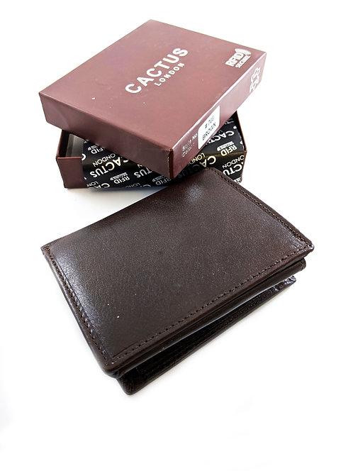 Multi slots Slim Design Leather wallet