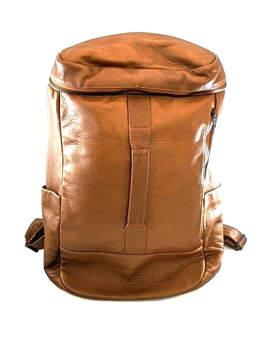 ESSENTIELS COMMUTER 121 LEATHER backpack