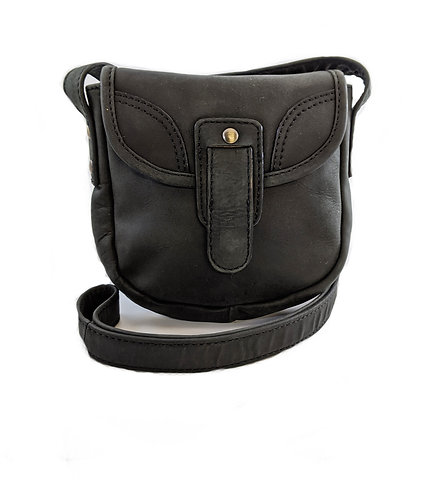 lightweight day out ladies leather crossbody bag