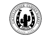 cactus leather business logo