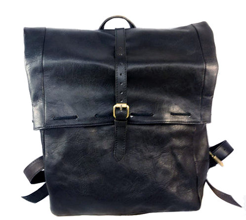 Grocery / Bike / laptop bag / leather Backpack