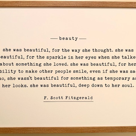 Redefining Beauty