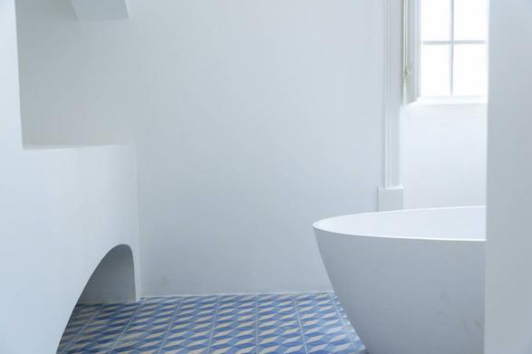 miradouro bathroom Casa Mãe