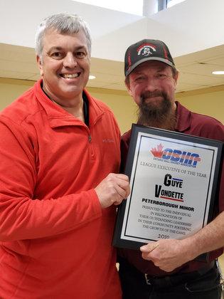 OBHA Award