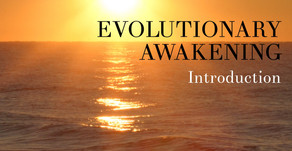 What is Evolutionary Awakening ....?