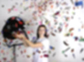 Times Square Confetti's Effects Fan launches confetti for controlled TV, film and live event effects