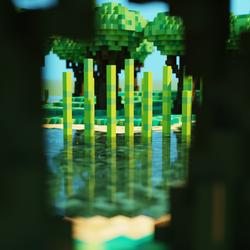 One Shot: pond
