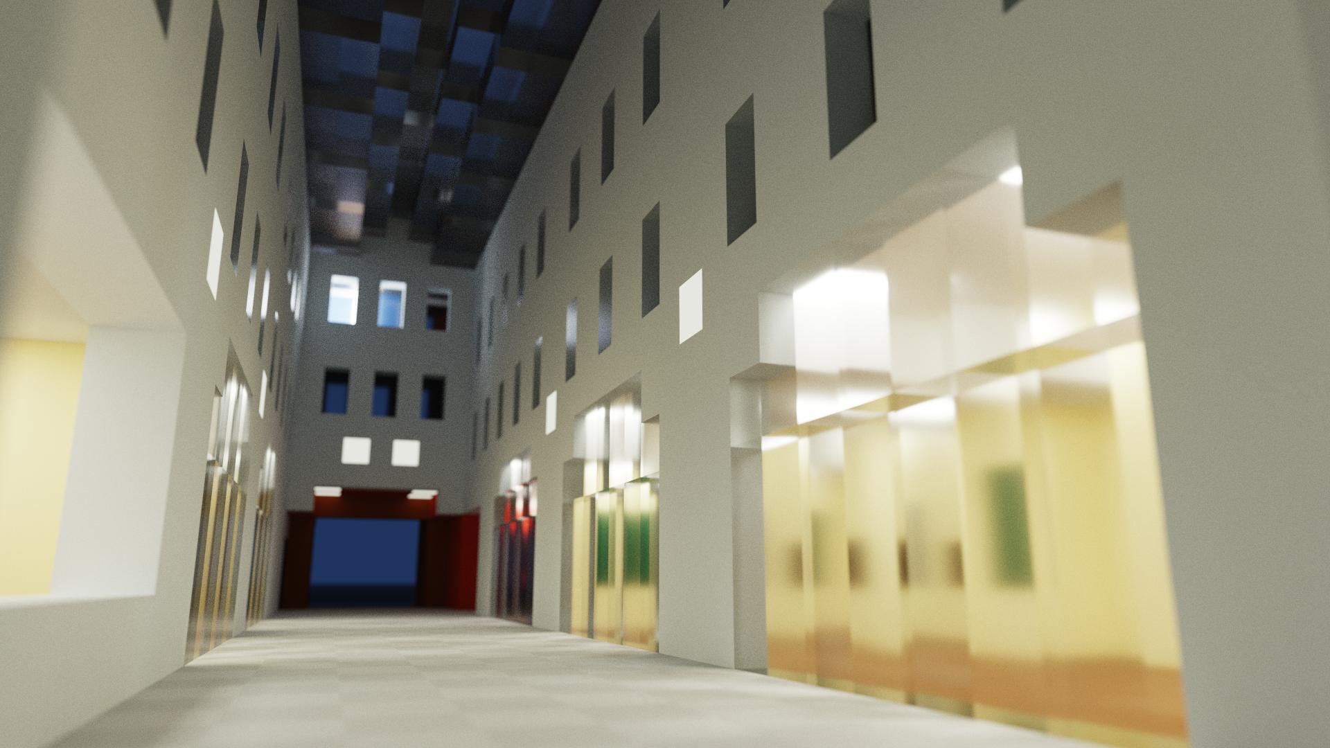 DTNL: The Atrium