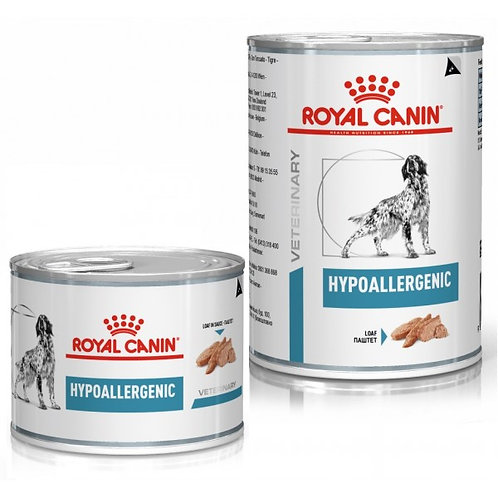 Royal Canin Hypoallergenic umido