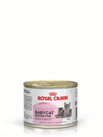 Royal Canin Babycat Instinctive lattina