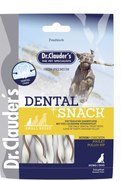Dr clauder's snack dental cani piccoli