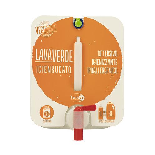 Lavaverde Igienbucato 1Lt