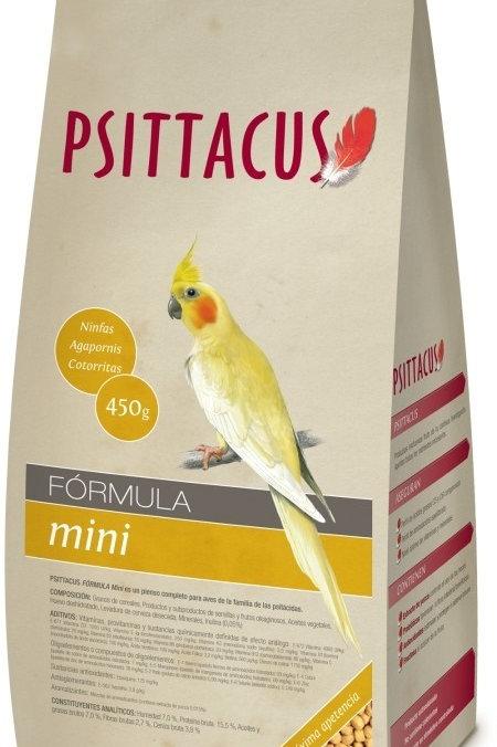 Psittacus formula mini 0,450gr