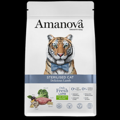 Amanova adult fish