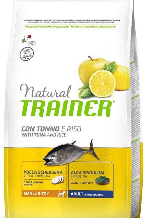 Natural trainer adult mini Pesce 2Kg