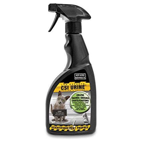 Csi Urine deterge e elimina odore di urina (gatto)