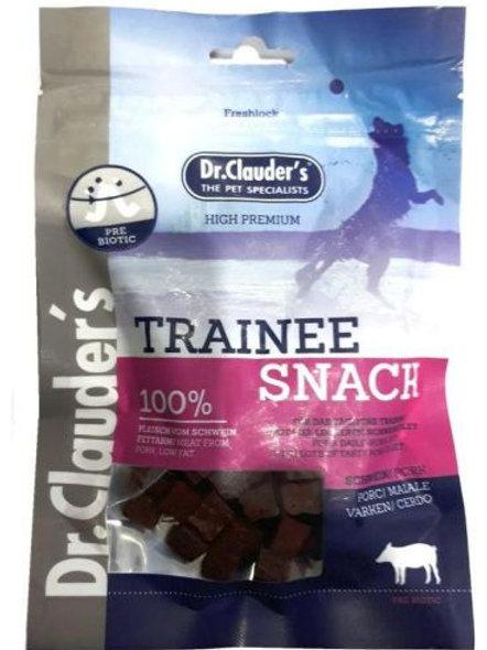 Dr clauder's snack cubetti di suino 80g