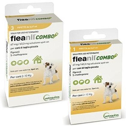 FLEANIL COMBO 3Pip cani da 2 a 10Kg