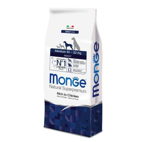 Monge medium adult 3kg