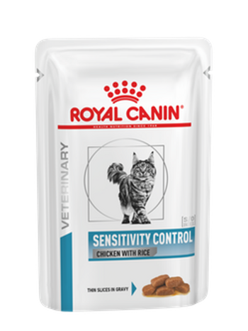 Royal Canin Sensitivity Control gatto buste umido