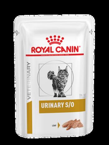Royal Canin umido Urinary s/o gatto