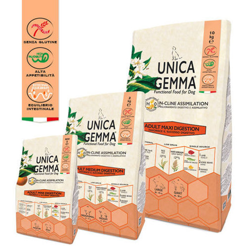 Unica Gemma Digestion