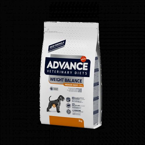 Advance weight balance medium/large