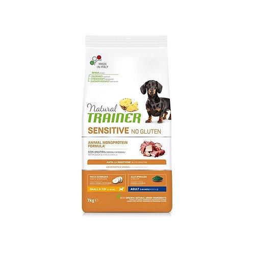 Natural trainer sensitive adult mini Anatra 2kg