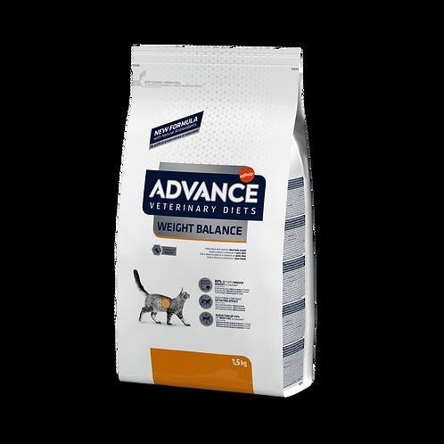 Advance weight balance gatto