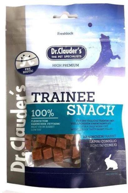 Dr clauder's snack cubetti di coniglio 80g