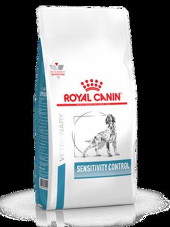 Royal Canin Sensitivity Control cane