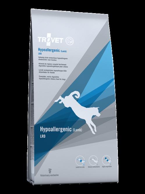 Trovet Hypoallergenic Agnello per cani 3kg