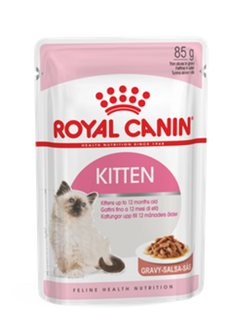 Royal Canin umido buste kitten