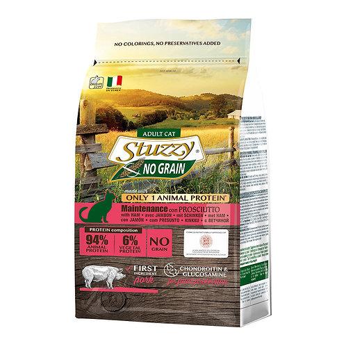 stuzzy cat grain free prosciutto 1,5kg