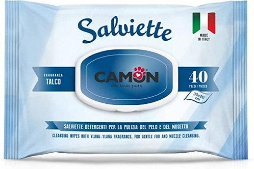 Salviettine Camon 40pz