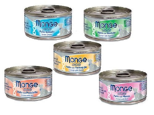 Monge Dog naturali 95g