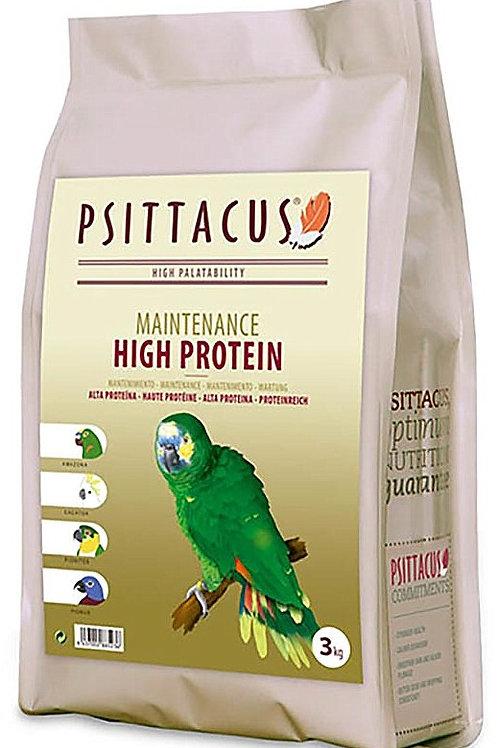 Psittacus Mantenimento Alta Proteina 3 kg - Tg 2