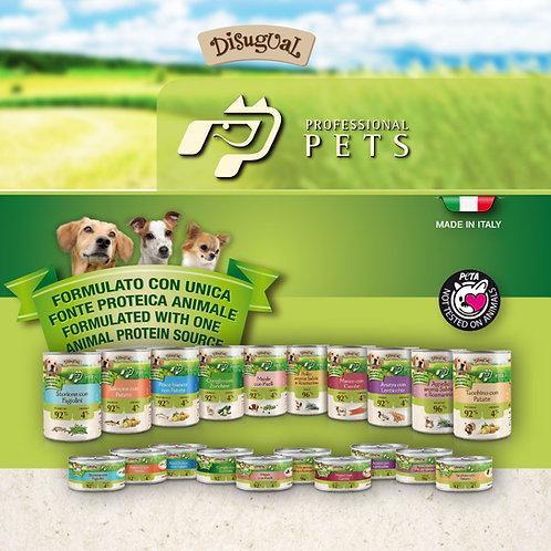 Professional Pets umido cane 400g