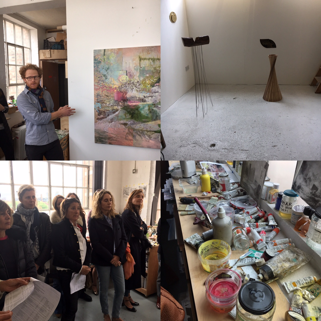 24.04.17- Drawing Room studio visit