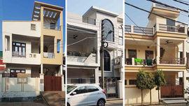 Residences in Indira nagar