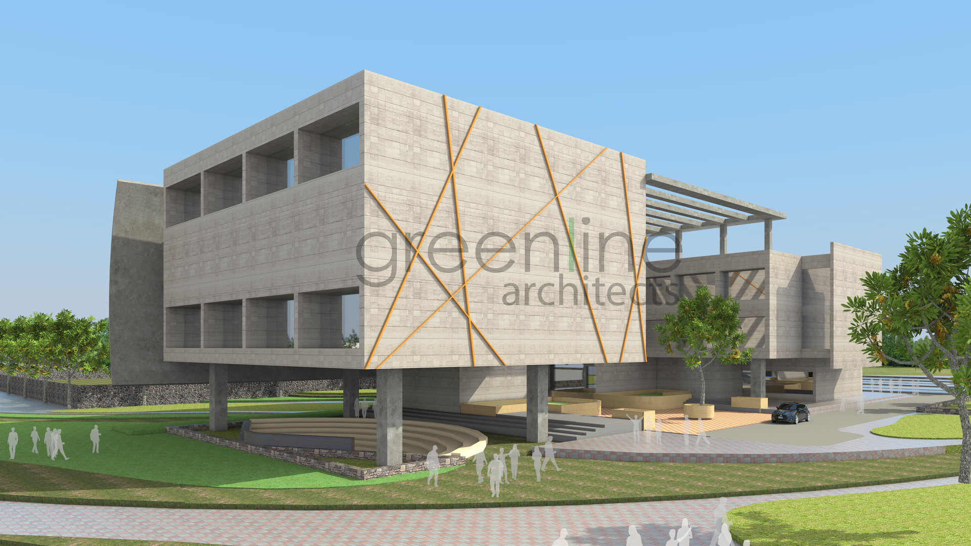 Interior, 3d view, light, wood, best architects, lucknow, greenline, gla, design, home, design, walkthrough, glass, commercial, map, plotting, residence, villa, Indira nagar, gomti nagar, assam, nasik, engineer, fee, near, elevation, façade