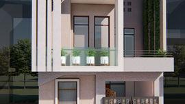 900 sqft House design