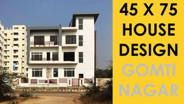 45X75 feet House Design